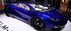 شركة GLM تقدم G4 سيارة فائقة كهربائية سيدان