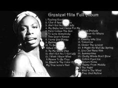 NINA SIMONE   Greates Hits Full Album   Best songs of Nina Simone - YouTube