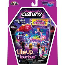 Lite Brix Lite Up Mansion from Cra-Z-Art   Legos and Lego