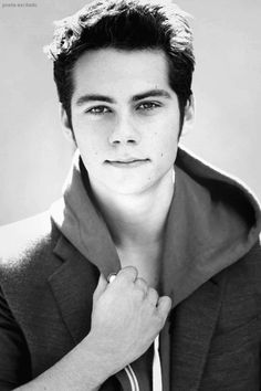 Dylan O'Brien! He's by far one of my favorite actors. He plays Thomas in The Maze Runner and he is Stiles on Teen Wolf.