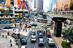 Bukit Bintang in #Malaysia is undoubtedly one of the most exciting #shopping arcades in the world