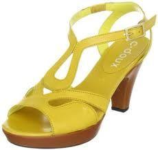 Doux Damen Sandalen/Fashion-Sandalen, Gelb (sole, cuero) , EU for sale Partner, Platform, Best Deals, Shopping, Shoes, Link, Menorca, Google, Fashion