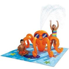 Play Day Inflatable Octopus Play Center * Details can be found by clicking on the image.Note:It is affiliate link to Amazon.