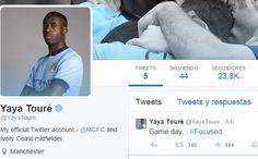 Touré Yaya denuncia insultos racistas en Twitter