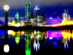 Beautiful Dallas, Tx. ♡♥♡
