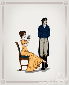 Pride and Prejudice by aminawolf.deviantart.com on @deviantART