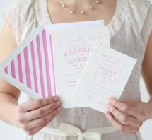 Gallery & Inspiration | Category - Invitations | Page - 42 - Style Me Pretty