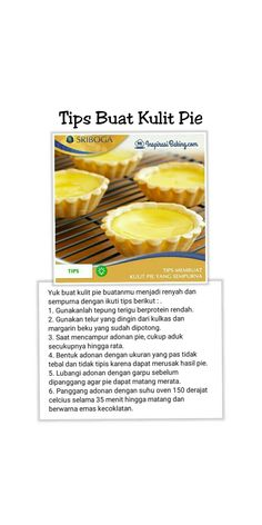 Nyoba in sist, trims udah share Baking Recipes, Cookie Recipes, Snack Recipes, Dessert Recipes, Snacks, Baking Tips, Home Made Cream Cheese, Cooking Ingredients, Asian Desserts