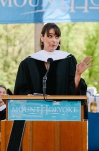 'I belong to a generation that has fundamentally failed you' — commencement speaker