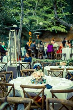 One Couple's Enchanting Wedding in a Redwood Grove