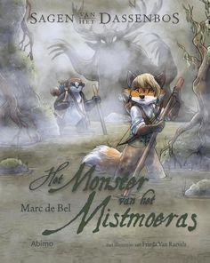 Het monster van het mistmoeras - Marc de Bel