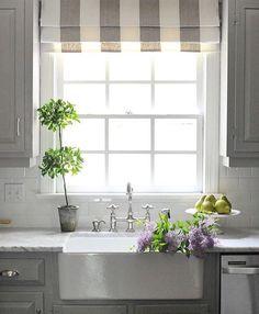 Kitchen Window Shades Kitchen Window Shade Fabric