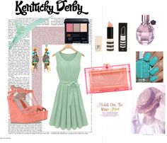 """derby dared"" by tatharosita ❤ liked on Polyvore"