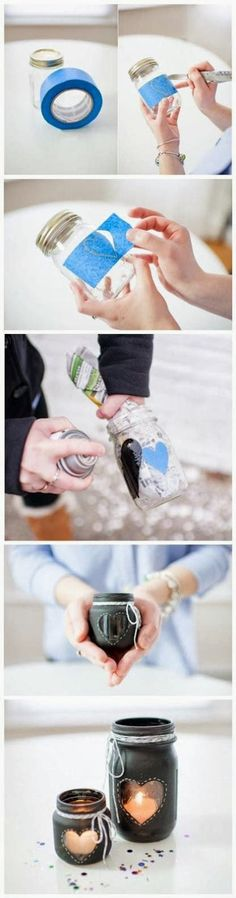 This is a cool idea, but maybe a different color! Like brown, purple, or green :) could use this as wedding favors