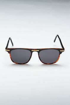 Replay Vintage - Brooklyn LTD Black with Tortoise - MUST HAVE