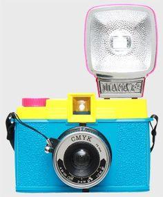 Love Lomo camera's!