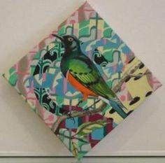 Zo vrij als een vogel 8 door Christie van der Haak http://www.heden.nl/collections/christie-van-der-haak/zo-vrij-als-een-vogel-8
