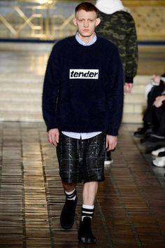 #alexanderwang #nyfw #fashion #fall2016 #menswear