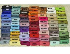 Image of NEWBORN STRETCH KNIT WRAPS 80 COLORS