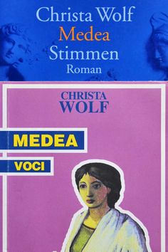 Christa Wolf, Medea. Voci (Medea: Stimmen) Little Games, Wolf, Baseball Cards, Reading, Sports, Hs Sports, Wolves, Reading Books, Sport