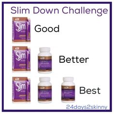 Advocare Slim Challenge is a great way to add energy and appetite control with a yummy drink during the day. 2 AdvoCare slim drinks a day for weight loss Advocare Slim, Advocare Diet, Advocare Cleanse, Advocare 24 Day Challenge, 7 Day Challenge, Advocare Recipes, Advocare Products, Juice Cleanse, Weights