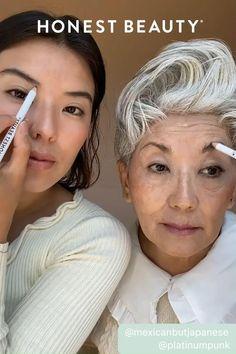 Beauty Makeup Tips, Beauty Hacks, Hair Beauty, Makeup Eye Looks, Eye Makeup, Cosmetic World, Makeup For Moms, Lash Primer, Makeup Makeover