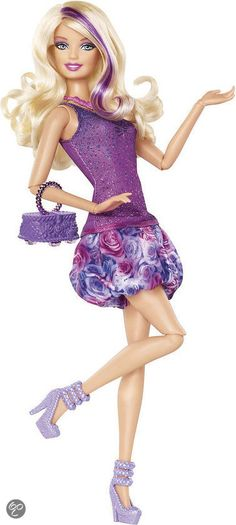 Barbie Fashionista Violet