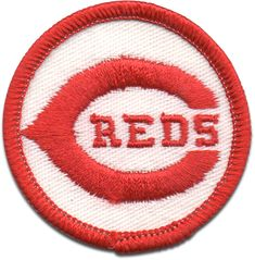 Hd cincinnati reds wallpapers ololoshenka pinterest cincinnati cincinnati reds sports logo patch patches collect collection sports emblem voltagebd Images