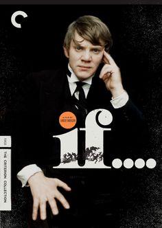 If.... de Jon Rubin - Malcolm McDowell