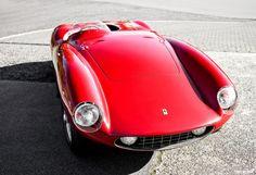 Ferrari-750 Monza Spyder Scaglietti