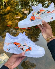 """Wms air force 1 low """" animal print pack"""" & """"black pony hair"""" - 📷 thank you! Nike Air Force One, Nike Shoes Air Force, Custom Painted Shoes, Custom Shoes, Vans Custom, Customised Shoes, Custom Sneakers, Mode Converse, Converse Shoes"""