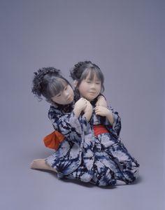 ふたり Japanese Doll, Japanese Paper, Paper Dolls, Art Dolls, Asian Doll, Muse, Paper Crafts, Characters, Handmade