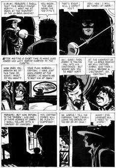 alex toth zorro | 300: Alex Toth – The Complete Classic Adventures of Zorro