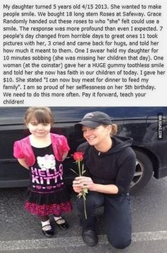 Faith in humanity restored you little cutie pie