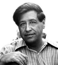 Cesar Chavez ( ) American Farm Worker, Labor Leader and Civil Rights Activist who co-founded the National Farm Workers Association (UFW) in the Animal Rights Advocate and Important People, Good People, Inspiring People, Special People, Cesar Chavez Day, Free Verse Poems, Famous Vegans, Spanish People, Hispanic Culture