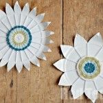 Easy Paper Plate Weaving How To