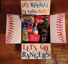 My baby is in baseball soo cute(:
