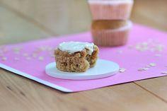 Secretly healthy oatmeal cupcakes!