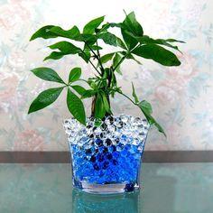 Magic Moisturizing Crystal Mud Soil Water Beads For Flower Planting