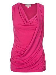 Top shocking pink