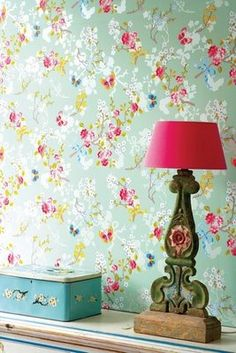 pip studio wallpaper... nice splurge for an office wall?