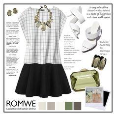 """Romwe Skirt"" by lookat ❤ liked on Polyvore featuring TIBI, Viktoria Hayman, STELLA McCARTNEY and Alexander Wang"