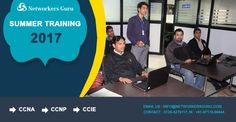 Networkers guru is reputed and reliable networking institute located in Gurgaon is offering you unique and advanced summer training in Delhi NCR. Make the most benefits of this summer through our summer training program.