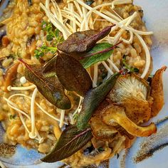 Mexican Food Recipes, Ethnic Recipes, Mushroom Risotto, Japchae, Tacos, Stuffed Mushrooms, Fresh, Stuff Mushrooms, Mexican Recipes
