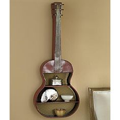 For unique wall accents, visit Country Door! Find gorgeous wall hangings, stained glass window panels and stylish metal wall art. Guitar Shelf, Montgomery Ward, Wood Clocks, Home Ownership, Window Panels, Metallic Paint, Metal Wall Art, Home Accents, Accent Decor