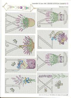 Gallery.ru / Photo # 15 - The world of cross stitching 148 - tymannost