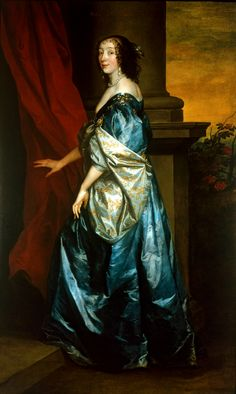 Gods and Foolish Grandeur: Two portraits of Lucy Hay, Countess of Carlisle, by Anthony van Dyck, 1637