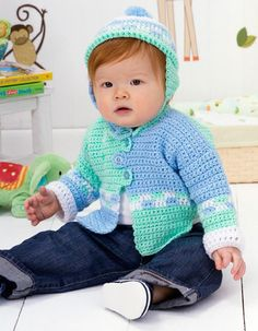 Checkers Sweater Set in Red Heart Baby Econo Solids - LW2496 - Downloadable PDF. Discover more patterns by 113 at LoveKnitting. We stock patterns, yarn, needles and books from all of your favourite brands.