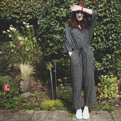We're big fans of jumpsuits. Looks great!