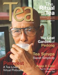 Tea Magazine... learn about all things tea